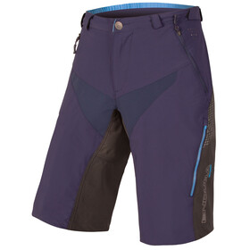 Endura MT500 Spray II fietsbroek kort Heren blauw